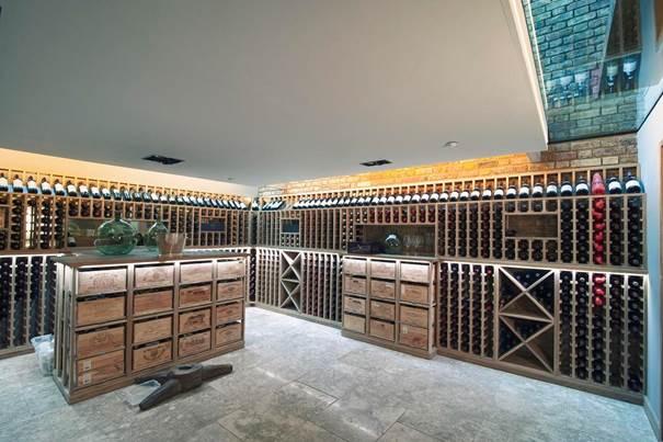Design weinkeller  Design, Wein und Kunst weinkeller